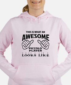 This is what an awesome Women's Hooded Sweatshirt