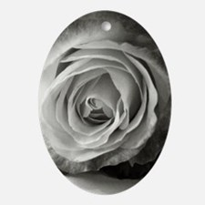 Another Rose Ornament (Oval)