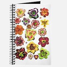 Assorted Daylilies Journal