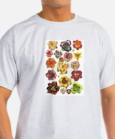 Assorted Daylilies T-Shirt
