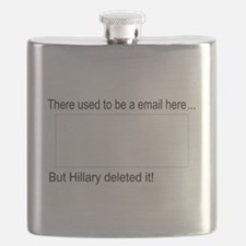 Cute Obamacare Flask