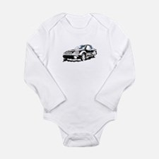 Black Subaru Baja Body Suit