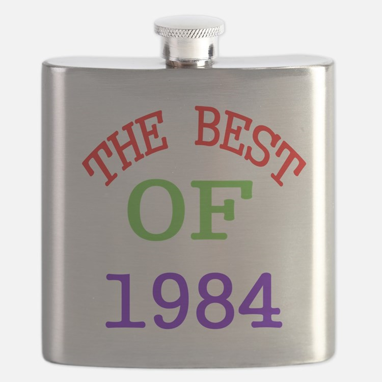 The Best Of 1984 Flask