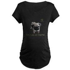 Yes, I ate his logbook! PUG T-Shirt
