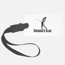 Swingers Club Luggage Tag