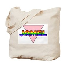 Jamel Gay Pride (#002) Tote Bag