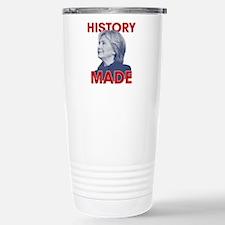 Clinton - History Made Travel Mug