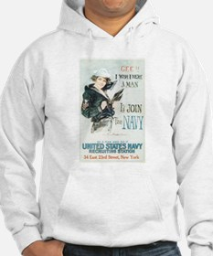 Join The Navy Hoodie