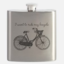 """""""Want to ride my Bicycle"""" Motivational F"""