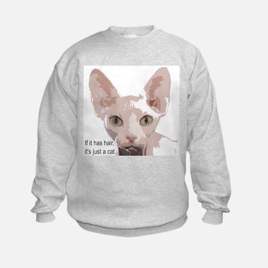 Cute Sphynx Sweatshirt