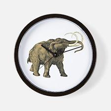 Mastodon Wall Clock