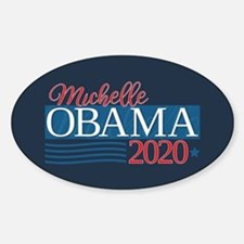 Michelle Obama 2020 Sticker (Oval)