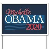 Michelle obama 2020 Yard Signs