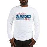 Michelle obama Long Sleeve T-shirts