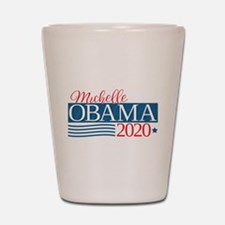 Michelle Obama 2020 Shot Glass