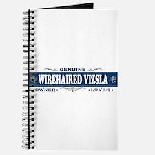 WIREHAIRED VIZSLA Journal
