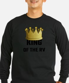 King Of The RV Long Sleeve T-Shirt