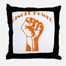 Funny Ginger Throw Pillow