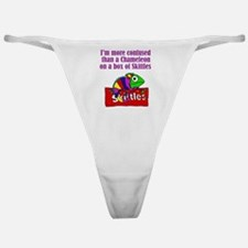 Funny Skittles Classic Thong