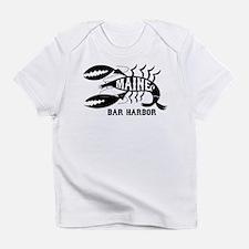 Bar Harbor Maine Infant T-Shirt