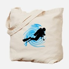 SCUBA Tote Bag