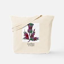 Thistle - Gordon of Abergeldie Tote Bag