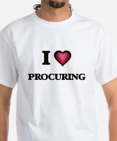 I Love Procuring T-Shirt