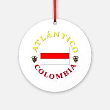 Atlantico Ornament (Round)