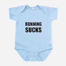 Running sucks Body Suit