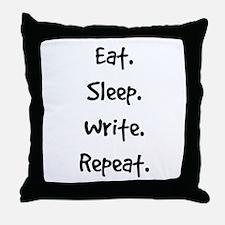 Unique Bloggers Throw Pillow