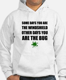 Some Days Windshield Other Days Bug Hoodie