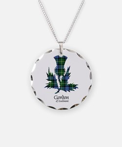 Thistle - Gordon of Esselmont Necklace