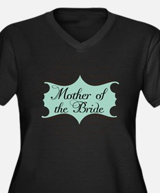 Mother of the Bride Beautiful Plus Size T-Shirt