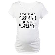 Slogan - Agile Goats Shirt