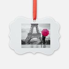 Cute Proposal Ornament