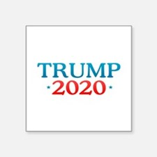 "Donald Trump - 2020 Square Sticker 3"" x 3"""