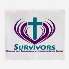 Survivors Throw Blanket
