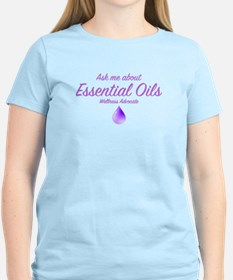 Ask Me About Essential Oils T-Shirt