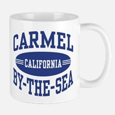 Carmel By The Sea Mug