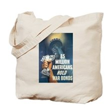 85 Million Americans Tote Bag