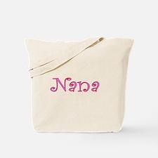 Nana cutout design Tote Bag