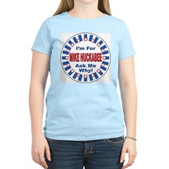 Mike Huckabee for President 2008 (Front) T-Shirt