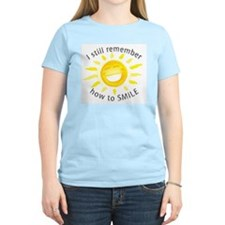 Still Remember How to Smile T-Shirt