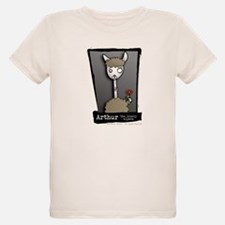 Arthur the Lonely Alpaca T-Shirt