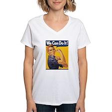 Rosie The Riveter Shirt