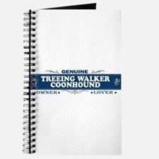 TREEING WALKER COONHOUND Journal