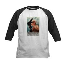 Woman's Place In War Tee