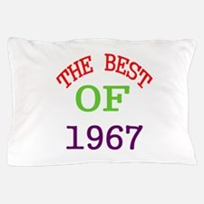 The Best Of 1967 Pillow Case