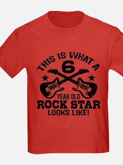 Cute 6th Birthday T-Shirt
