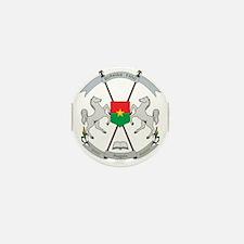 Coat of Arms of Burkina, Armoiries du Mini Button